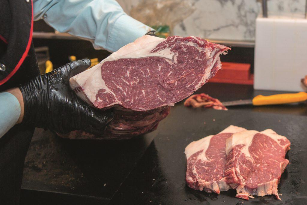 La Viande Dry aged vlees