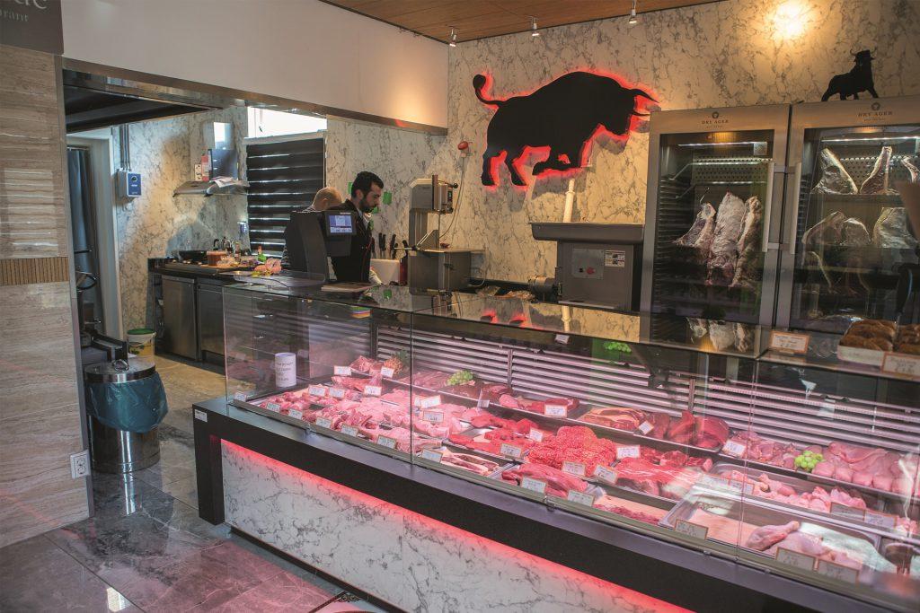 La Viande slagerij