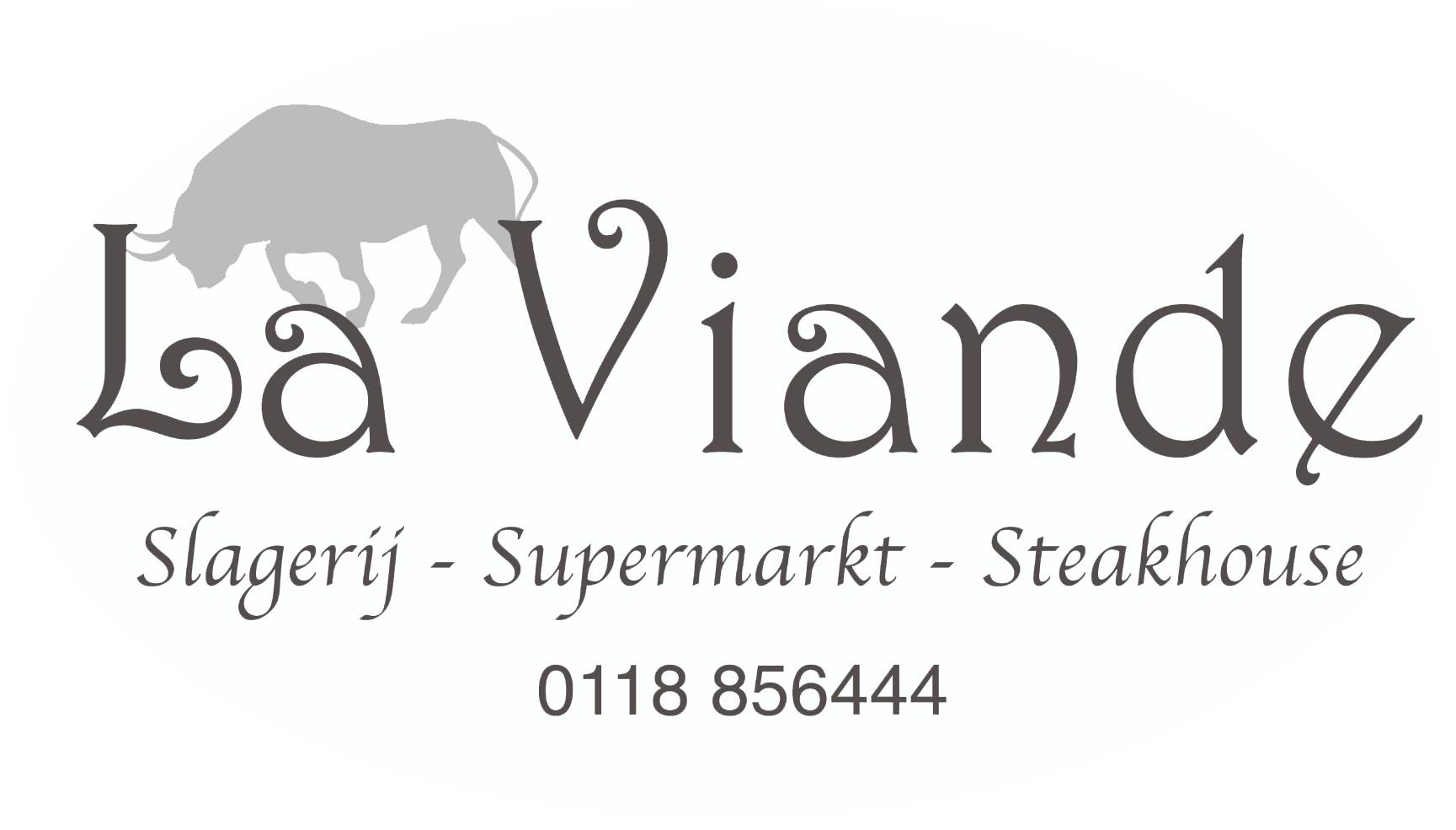 Logo van La Viande in Oost-Souburg